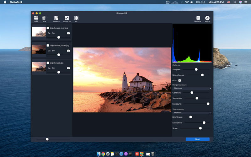 Photo HDR for Mac